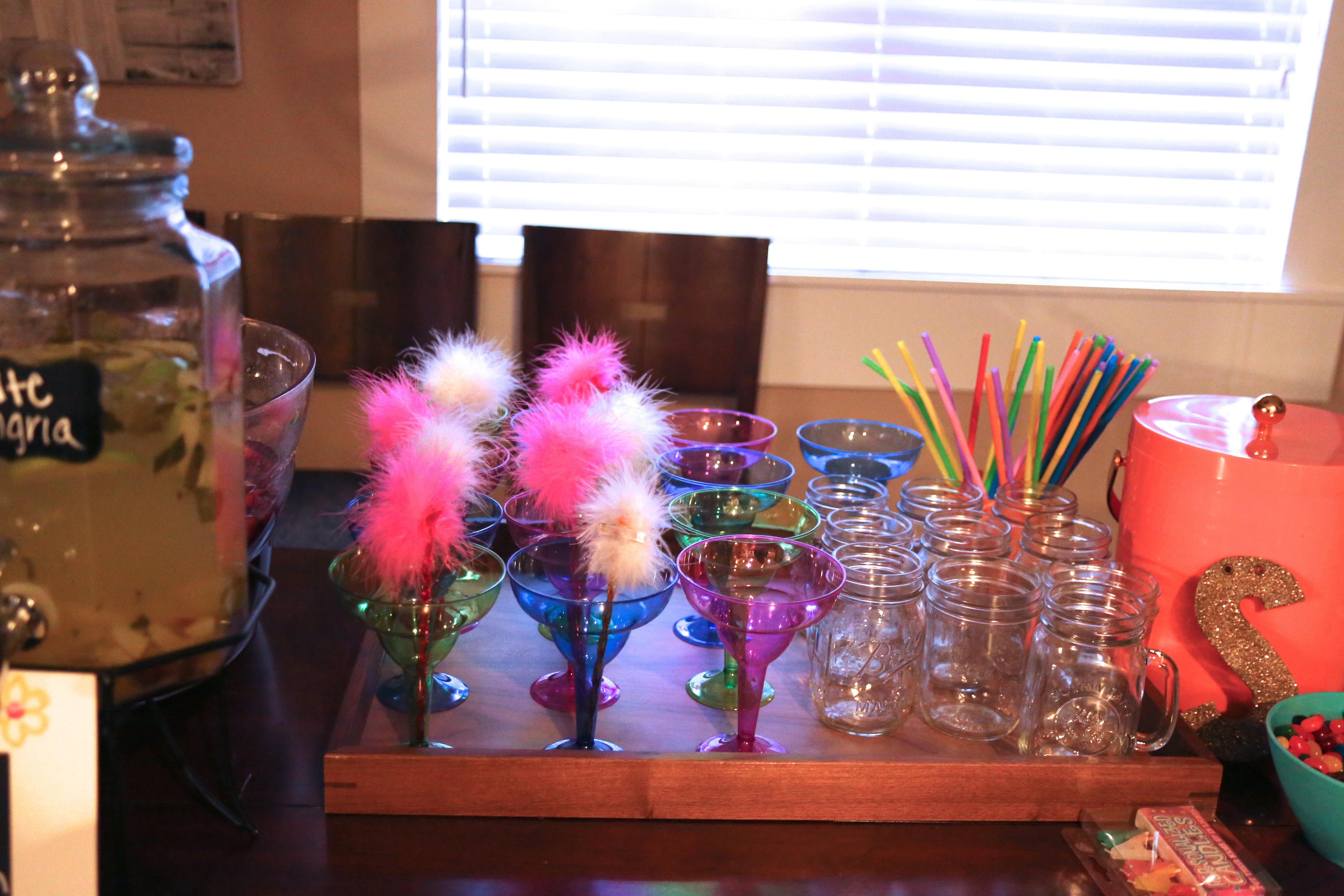 My Clueless Themed Birthday Party Fiftytwothursdays