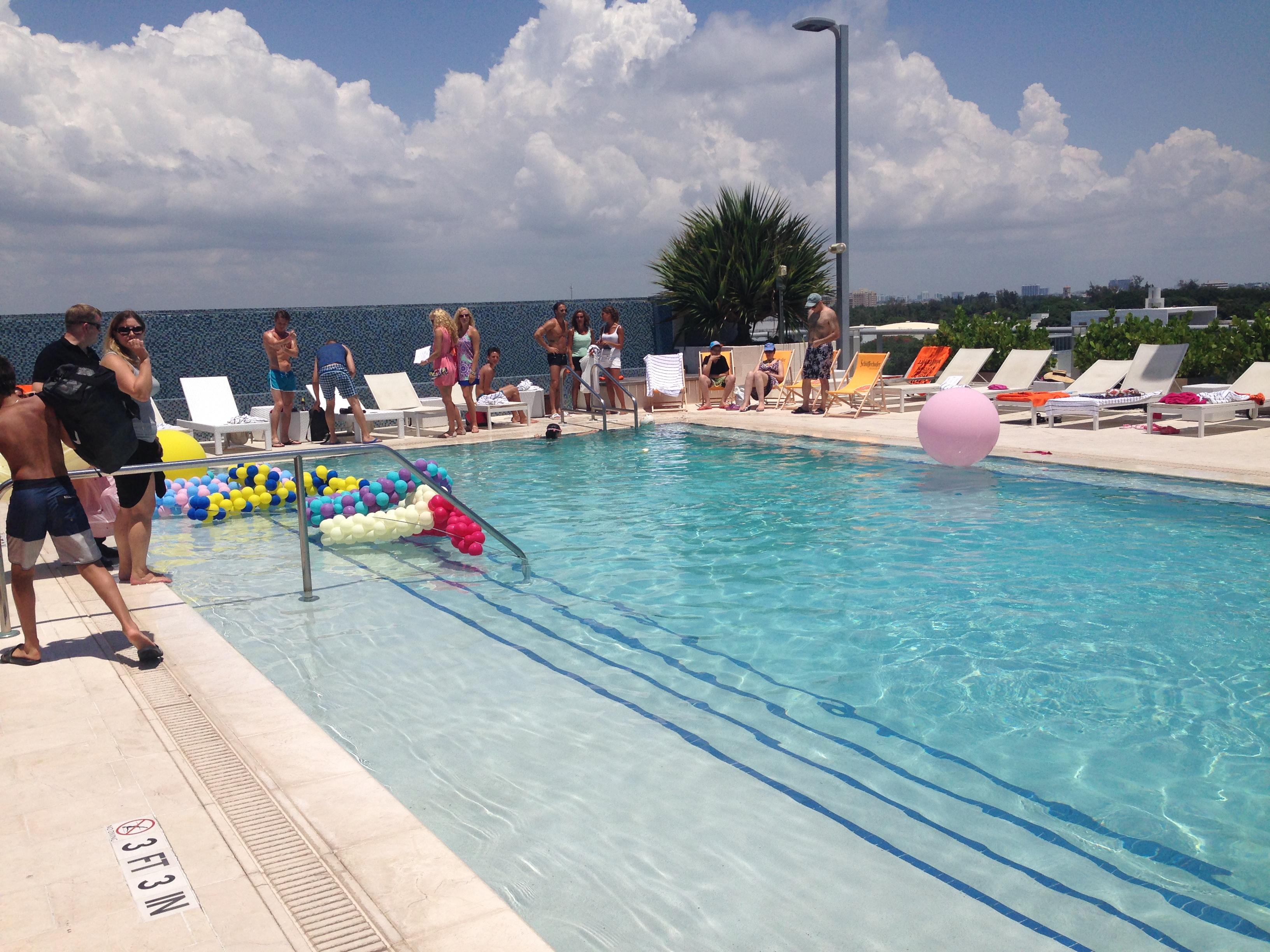 Miami swim week for Runway club miami