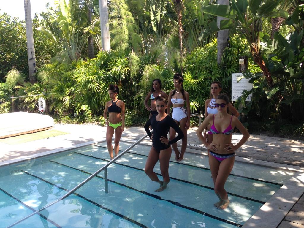issa de mar pool party