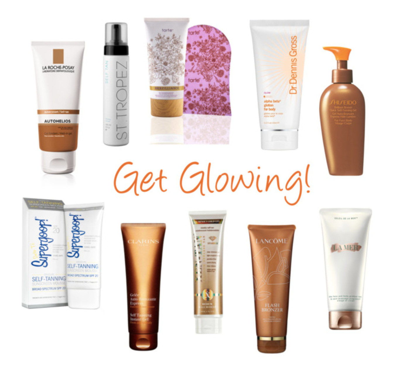 7ac2c8f678eeb Get Glowing with our top 10 Self Tanners