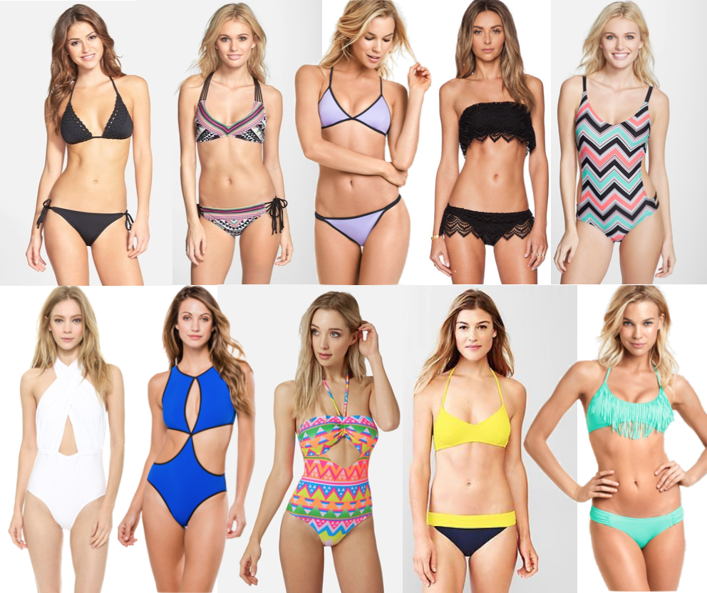10 must have swimsuits for Summer