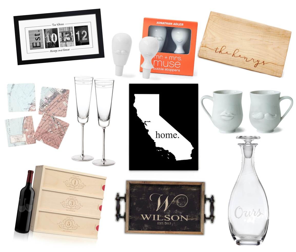 Top 10 Wedding Gifts: Top 10 Wedding Gift Ideas