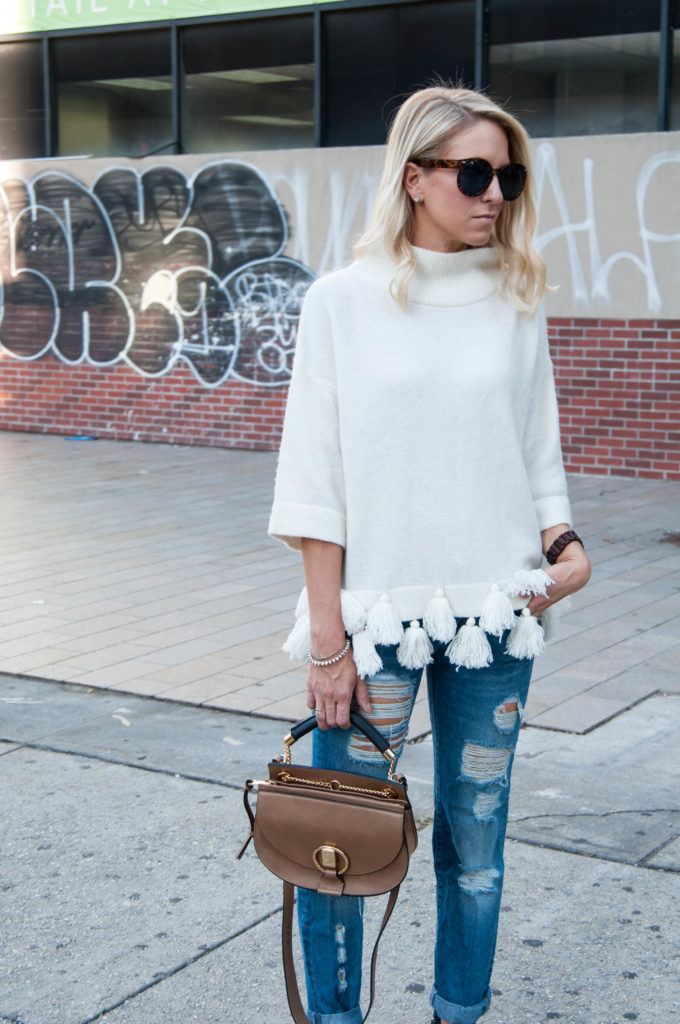 Sweater Weather Street Style