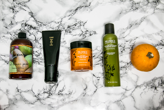 Fall Hair Products