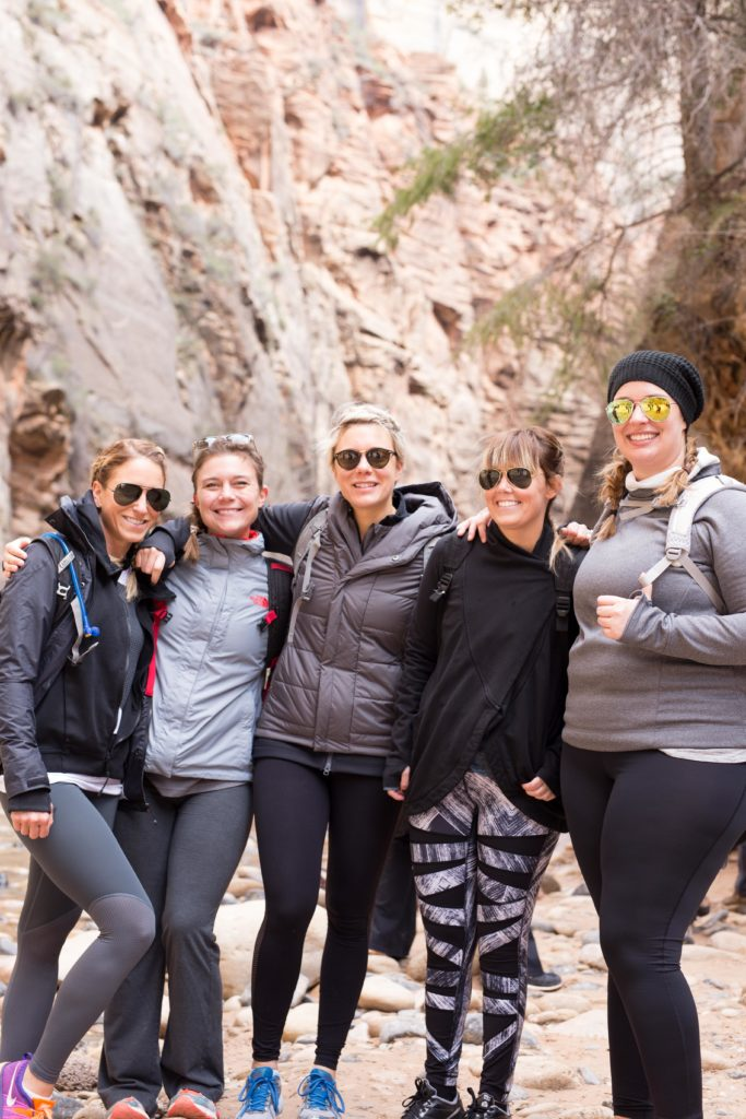 Girls Trip To Zion