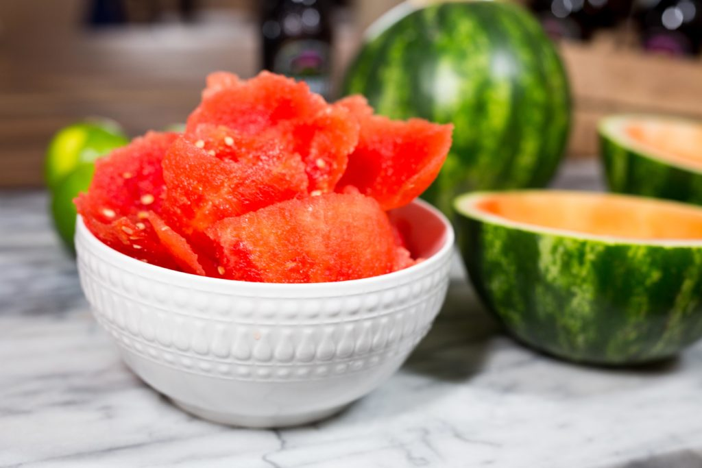 Watermelon recipe