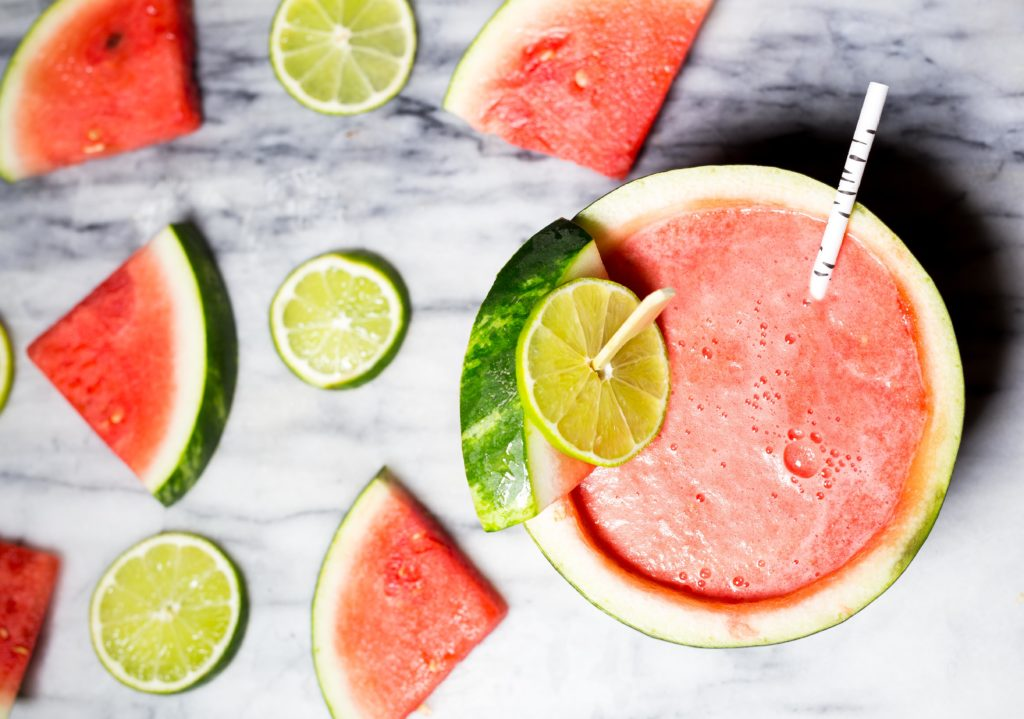 Watermelon Moscow Mule Recipe