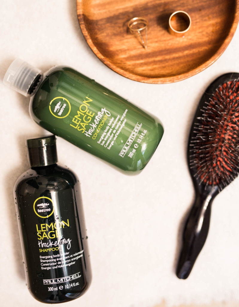 Tea Tree Hair Care