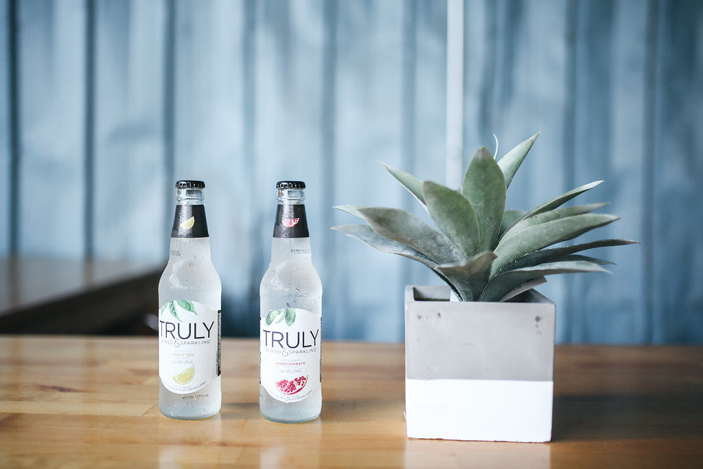 Truly Spiked Sparkling Water