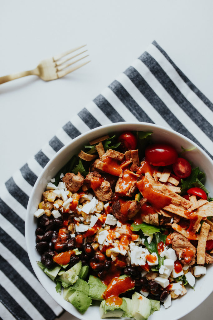Chipotle Salad Recipe